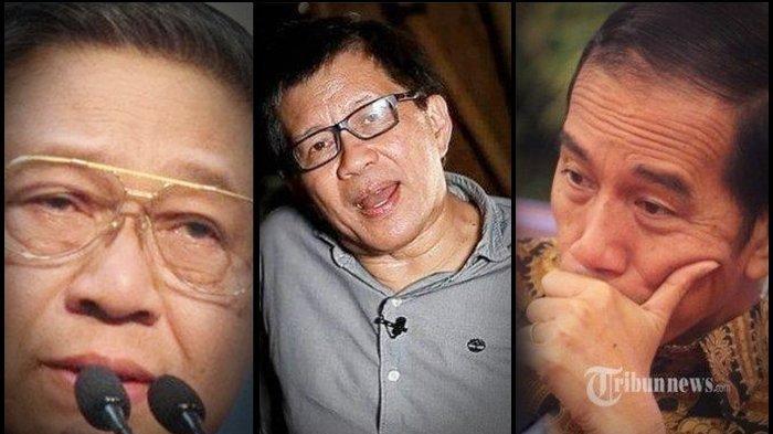 Polemik UU ITE, Rocky Gerung Sebut Pemerintah tak Paham Demokrasi, SBY tak Penjarakan 200 Ribu Orang