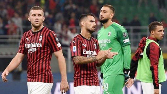 AC Milan Cuci Gudang, Suso Franck Kessie dan Nama Ini Masuk Daftar Jual Stefano Pioli, Ini Pemicunya