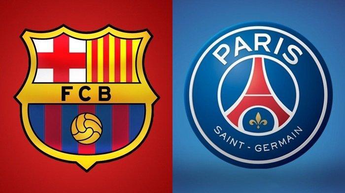 SUSUNAN PEMAIN Barcelona vs PSG Liga Champions Malam Ini, Prediksi Skor dan Link Live Streaming