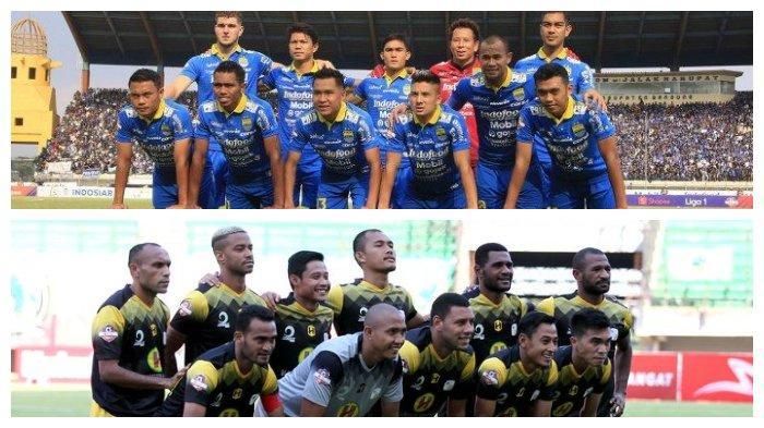 Prediksi dan Susunan Pemain Persib vs Barito Putera, Maung Bandung Tanpa Bomber Utama