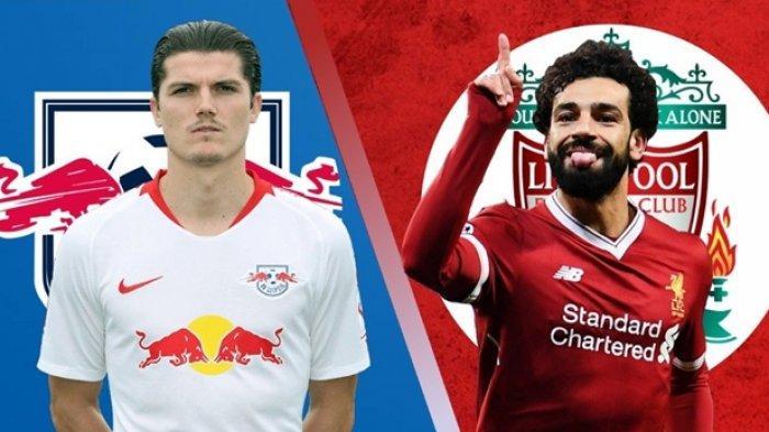 SUSUNAN PEMAIN RB Leipzig vs Liverpool Liga Champions Malam Ini, Live Streaming SCTV | vidio.com