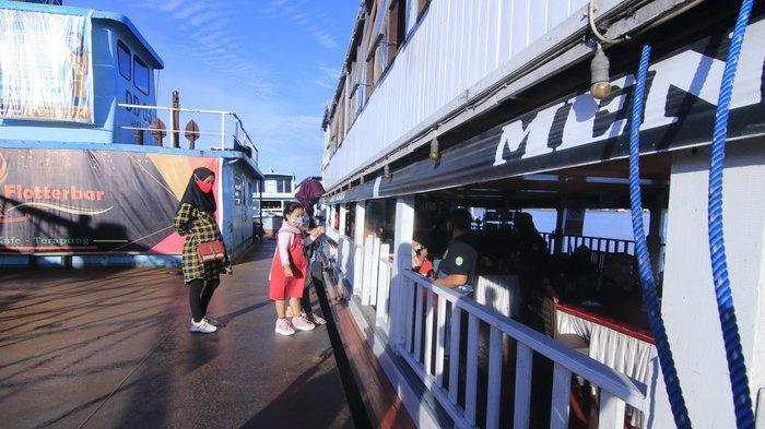 Terdampak Pandemi Covid-19, Pemilik Kapal Wisata Pesut Bentong Harap Trip ke Sungai Mahakam Bertahan