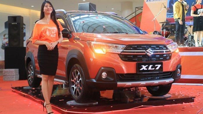 Suzuki XL7 The New Extraordinary SUV Hadir di Kaltim, Berteknologi Canggih, Ini Spesifikasi & Harga
