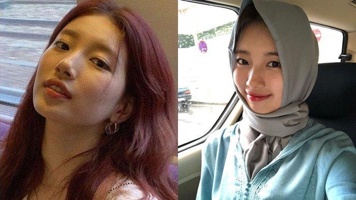 Syuting Vagabond Suzy Pamer Foto Berhijab di Instagram, Mantan Pacar Lee Min Ho Bikin Heboh Warganet