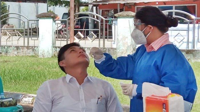 Panitia SKD CPNS Kaltara Pastikan Terima Hasil Swab dari Klinik Lainnya