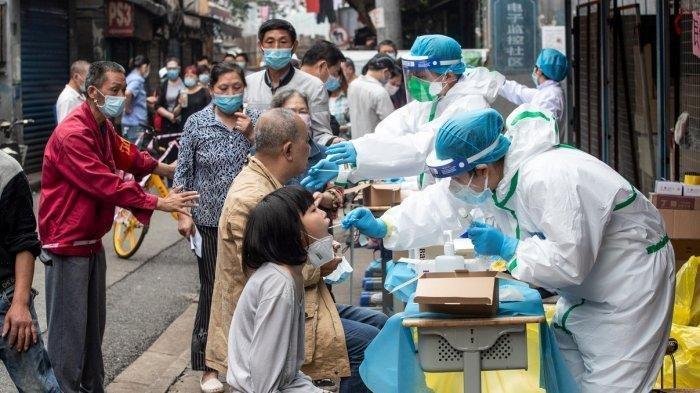 Fakta Baru Asal Usul Virus Corona, Tim WHO tak Temukan Bukti di Wuhan, Bahas Kebocoran Laboratorium