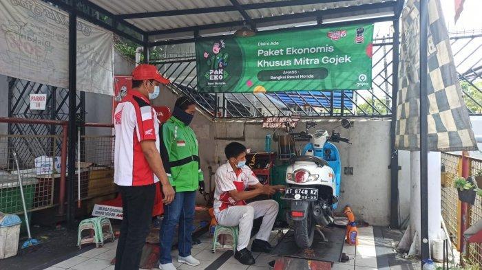 Ringankan Pengeluaran Rutin Mitra, Gojek Luncurkan Swadaya Paket Ekonomis