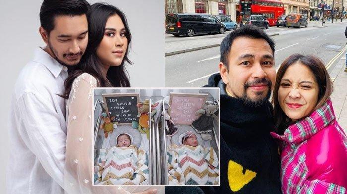 Raffi Ahmad Panggil Nama Anak Kembar Syahnaz Seperti Judul Sinetron, Adik Ipar Nagita Slavina Kesal