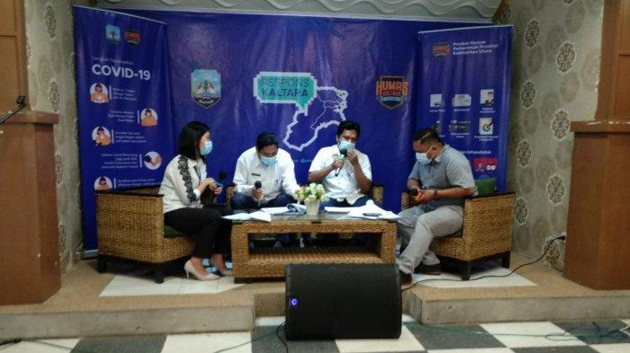 Biro Ekonomi Kalimantan Utara Beberkan, Inflasi 2020 Diramal 2 Persen, Target Tahun 2021 Stabil