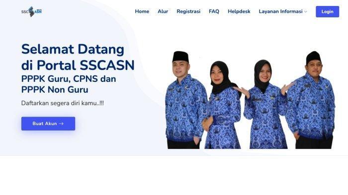 Syarat Pendaftaran CPNS 2021, Link Daftar sscasn.bkn.go.iddan Formasi Terbanyak CPNS & PPPK 2021