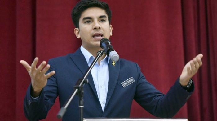 Buntut Insiden Suporter Indonesia Dikeroyok, Profil Menpora Malaysia Syed Saddiq di Wikipedia Diedit