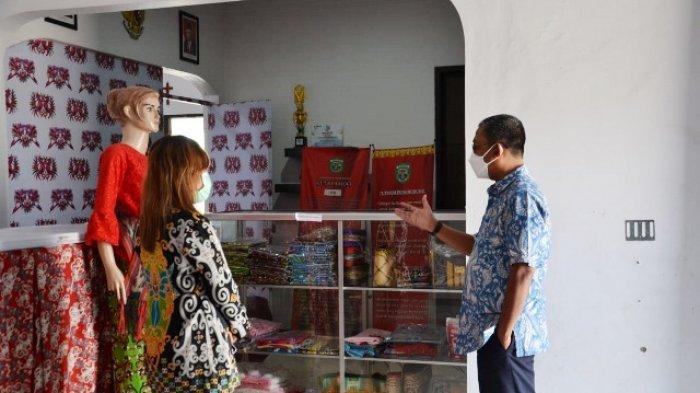 Pjs Bupati Kunjungi Kantor Penghubung Kubar di Samarinda, Jalin Hubungan dengan Pemerintah Setempat