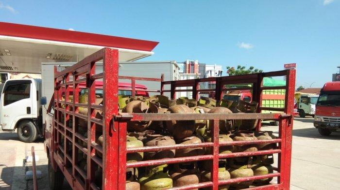 Elpiji 3 Kg Dijual Rp 30 Ribu, Disperindag Subsidi di Sangatta Utara, Harganya Jadi Rp 20.500