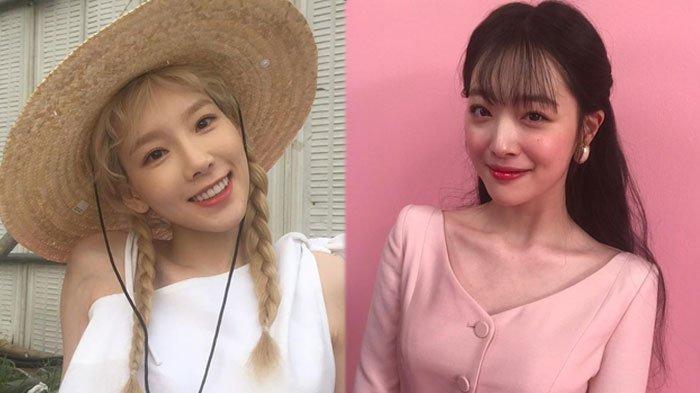 Taeyeon dan 7 Idol Kpop Ini Batalkan Jadwal Setelah Kabar Sulli Meninggal Dunia, Turut Berduka Cita