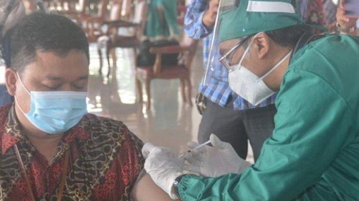 Vaksinasi Covid-19 Pelayanan Publik dan Wartawan di Kutai Barat Dilaksanakan Awal Bulan Maret