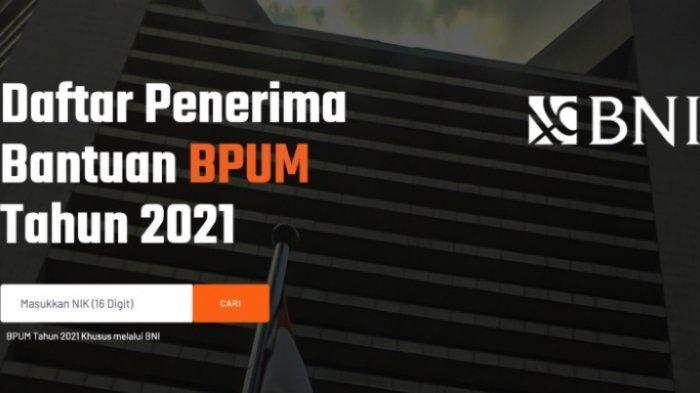 CEK BANTUAN UMKM 2021 Tahap 3 di e-form BNI/BRI Pakai NIK KTP dan Daftar Online UMKM di oss.go.id