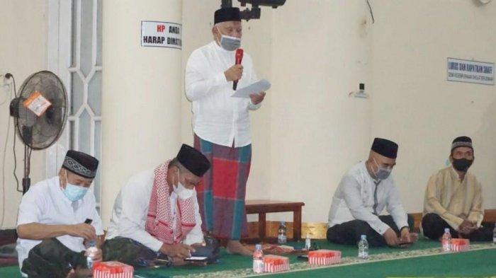 Wabup Kukar Tahlil dan Doa Bersama, Peringati Peristiwa ke-74 Perjuangan Merah Putih Sangasanga