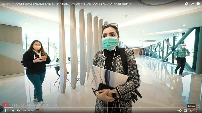 Berobat Autoimun ke Turki, Ashanty Kaget Didiagnosa 3 Penyakit Lain, Istri Anang Harus Lakukan Ini