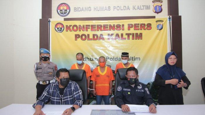 Kasus 3 Tersangka Pencurian Kabel PT Telkom di Balikpapan Selesai, Tuntas Lewat Restoratif Justice