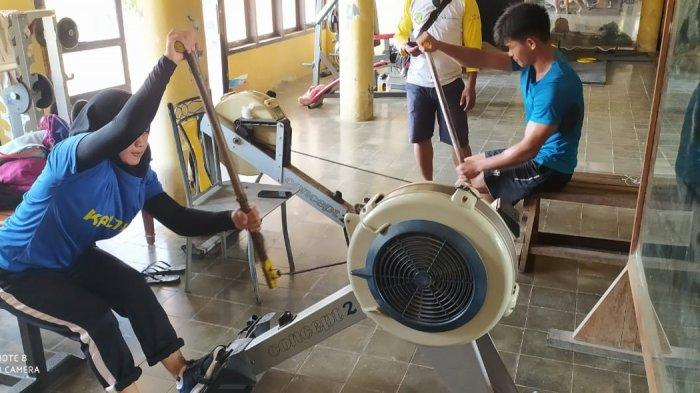 Virus Corona Mewabah, Cabor Dayung Kaltim Tiadakan Latihan di Air