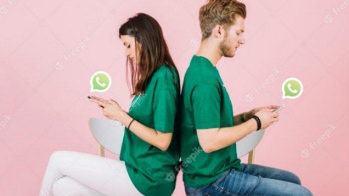 MASIH BISA, Inilah Tiga Cara Sadap WhatsApp Pasangan Tanpa Aplikasi, Cukup Lewat Browser