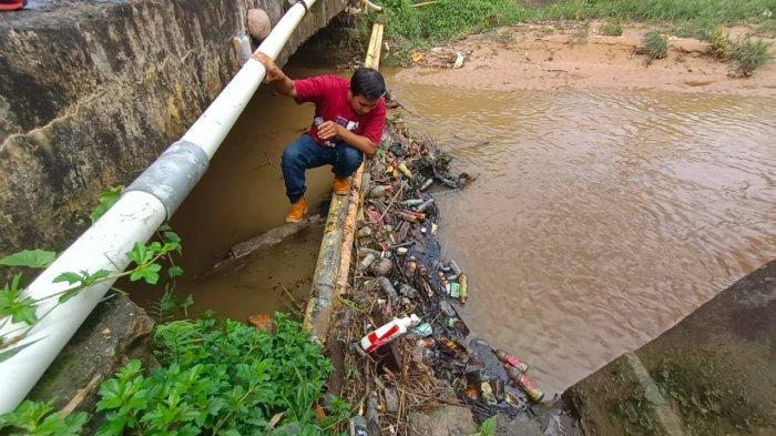 Pembuang Oli di Sungai Kampung Bugis Belum Ketemu, PDAM Tarakan Jamin Air ke Pelanggan Tak Tercemar