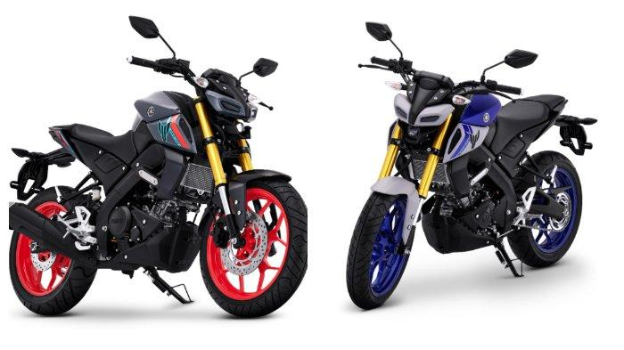 Makin Sangar dan Agresif, Ini Warna Baru MT-15 'Best Sport Naked 150 cc 2021'