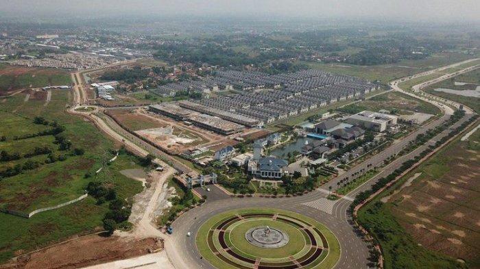 Selain Bidik Tangerang, China Fortune Land Development Singgung Ibu Kota Baru RI di Kalimantan Timur