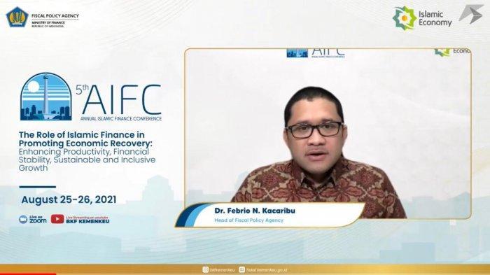 Dorong Pertumbuhan Ekonomi Syariah, Kemenkeu Gelar Konferensi Internasional AIFC Ke-5