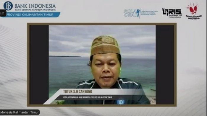 Bank Indonesia Gelar Temu Responden, Kepala BI Kaltim Sebut Tantangan Ekonomi ke Depan tak Mudah