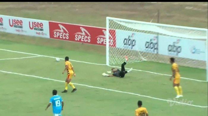Mitra Kukar Tahan Imbang Sulut United Tanpa Gol di Babak Pertama, Kedua Tim Tampil Saling Serang
