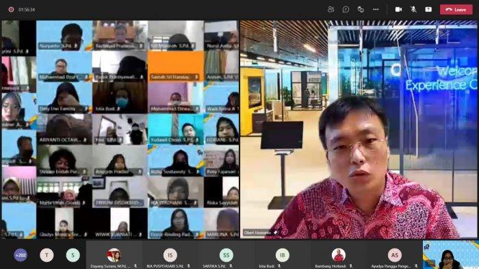 Andalkan Ruang Kelas Digital, Ratusan Guru di Balikpapan Ikuti Pelatihan Microsoft 365