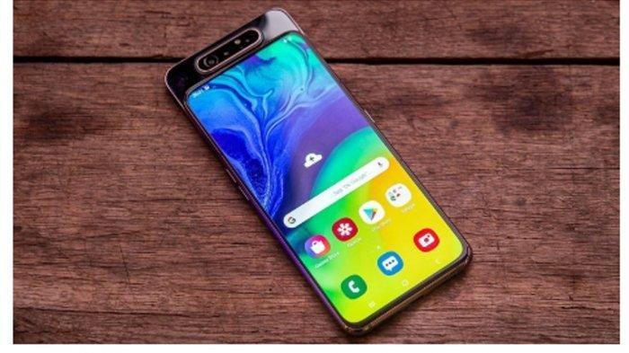 LENGKAP Daftar Harga HP Samsung di Akhir Tahun 2020, Galaxy A31, Galaxy A51 hingga Galaxy A80