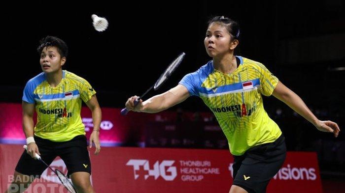 Jadwal BWF World Tour Finals 2020 Hari Ini, Laga Penentuan 4 Wakil Indonesia, Link Streaming TVRI