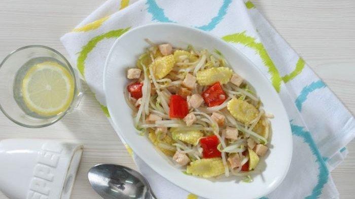 Resep Tumis Taoge Keputren Praktis, Menu Makan Siang Sederhana dengan Rasa Super Nikmat