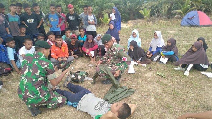 Begini Nasib Preman Pasar Sukaramai Setelah Pukul Kepala Prajurit TNI, dan Tantang Polisi Tembak