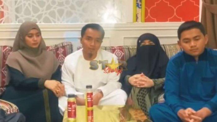 Tak Tahu Ayahnya Menikah Siri, Taqy Malik Minta Maaf Tanggapi Konflik Mansyardin dan Marlina Octoria