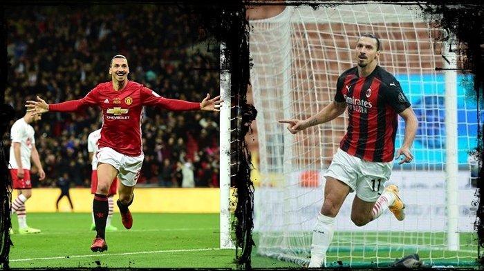 Liga Europa - Man United vs AC Milan, Kembali ke Old Trafford, Ibrahimovic Bisa Jadi Faktor Penentu