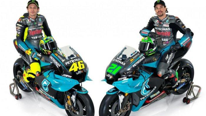 LENGKAP Jadwal MotoGP 2021, Ayah The Doctor Beber Hubungan Rossi & Morbidelli, GP Qatar Ada Marquez!
