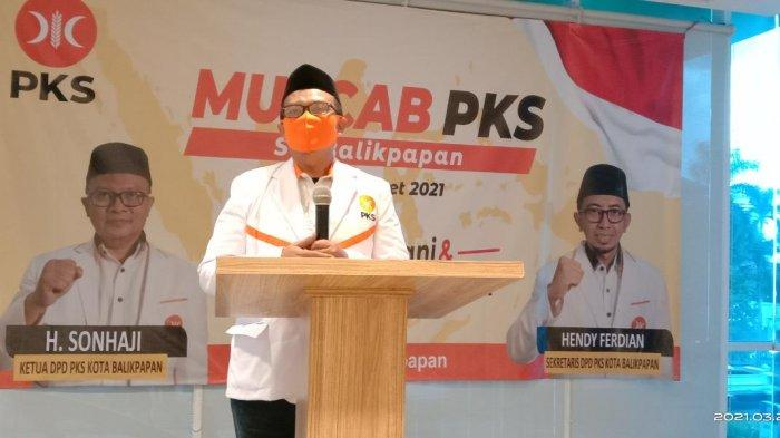 Muscab Berakhir, 6 Ketua DPC PKS Dilantik, Begini Harapan Ketua Partai Keadilan Sejahtera Balikpapan