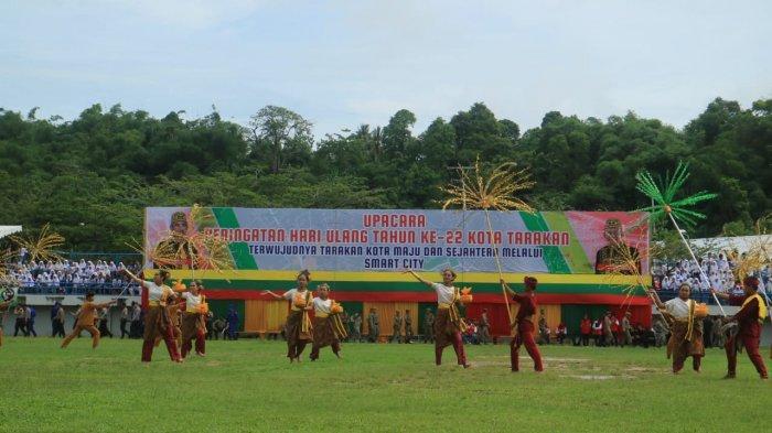 Hari Ini Ribuan Warga Tarakan Rayakan HUT Ke-22 Kota Tarakan, Kehadiran Bioskop Satu Harapan Warga