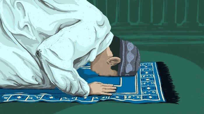 Lengkap Tata Cara Sholat Magrib Bacaan Niat Sholat Sendiri Sebagai Imam Hingga Jadi Makmum Tribun Kaltim