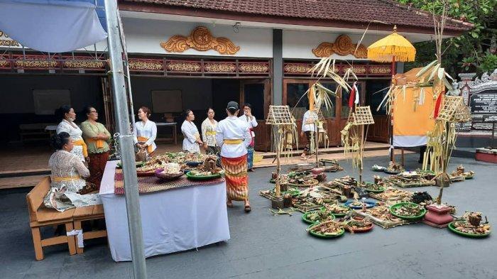Cegah Penyebaran Virus Corona, Perayaan Nyepi di Samarinda Tanpa Arak-arakan Ogoh-ogoh
