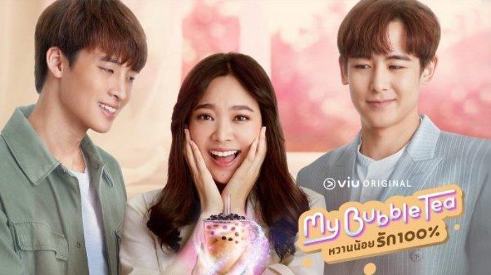 Tayang di Viu Sabtu 23 Mei 2020, Drama Thailand My Bubble Tea, Dibintangi Idol Kpop Nichkhun 2PM
