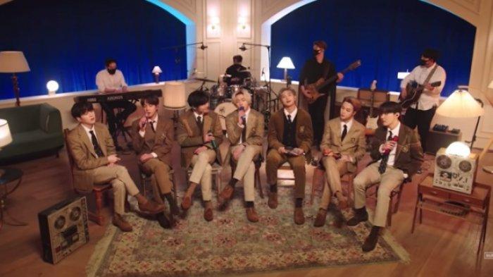 TAYANG Pagi Ini, BTS Live di MTV Unplugged, Cara Daftar dan Link Nonton Streaming, Bocoran Lagunya