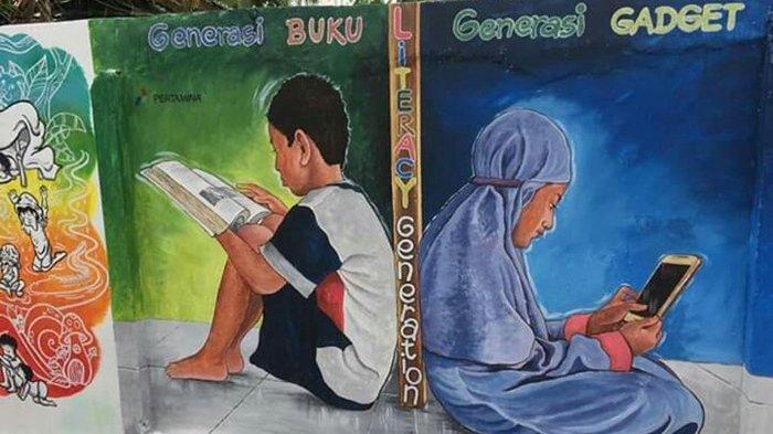 TBM An-Nisaa Tingkatkan Budaya Baca Masyarakat Balikpapan, Mulai Membaca hingga Bikin Blog