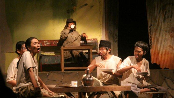 Tengok Cara Teater Yupa Mengupas Buruh dan Kemanusiaan Lewat Naskah Drama Arifin C Noer