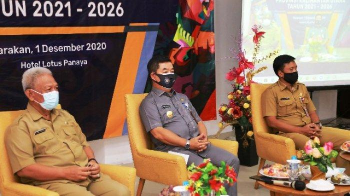 Pjs Gubernur Ajak Kedepankan Kebersamaan Diskusikan Perbedaan, Kunci Sukses Membangun Kaltara