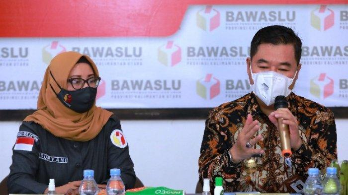 Kukuhkan Anggota TKPSDA, Pjs Gubernur Kaltara Ingatkan 5 Pilar Pengembangan SDA