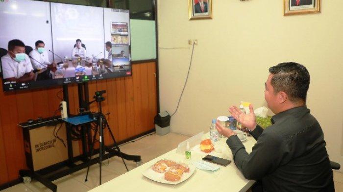 Pjs Gubernur Kaltara Teguh Minta Pemerintah Daerah Kooperatif